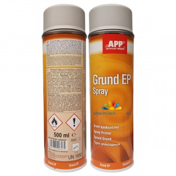 APP Grund EP Spray 500ml Spraydose Epoxy Primer Epoxid Grund