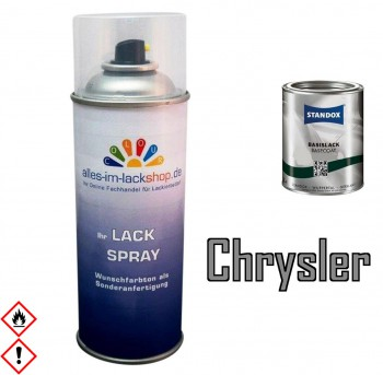 Autolack Chrysler 400ml Farbcode