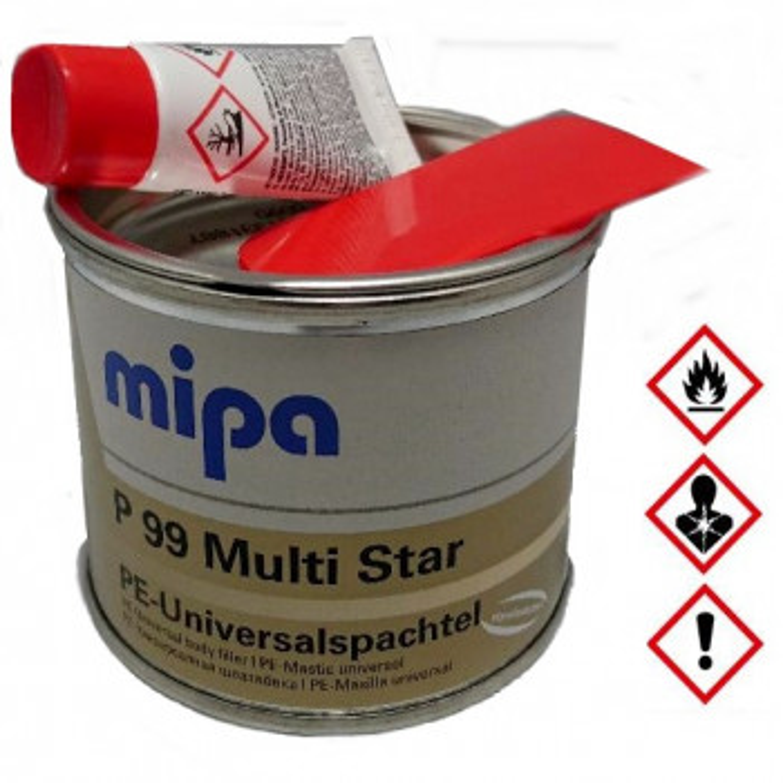 Polyesterspachtel P 99 Mipa Autospachtel 250g.