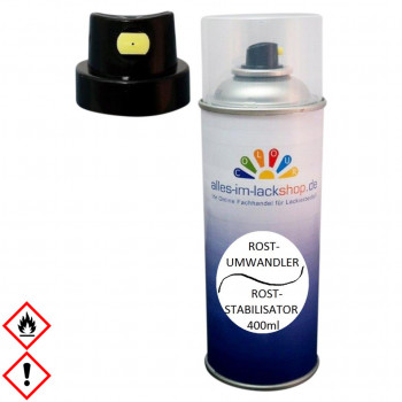 Rostlöser Roststabilisator, Rostumwandler Spray 400 ml