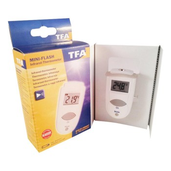 IR Thermometer, Infrarotthermometer, TFA Mini-Flash