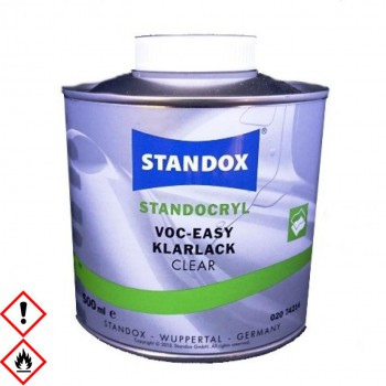 VOC-EASY-Klarlack 0,5l. Standox