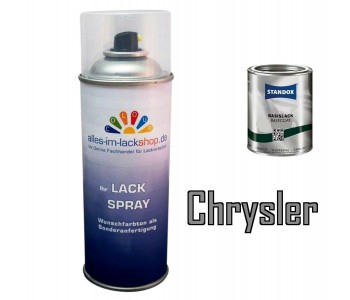 Autolack CHRYSLER Spraydose 400ml Farbcode