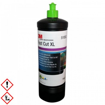 3M 51052 Perfect-it III Fast Cut XL Schleifpaste Plus Autopolitur 1 kg