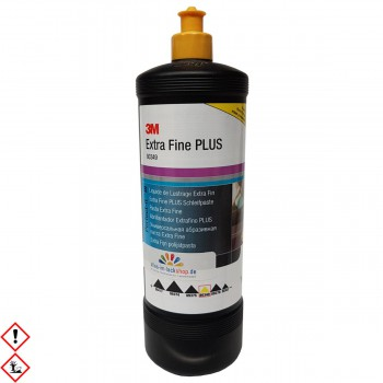 3M 80349 Polierpaste, Schleifpaste Finesse-it III Polish Extra Fine 1 Liter