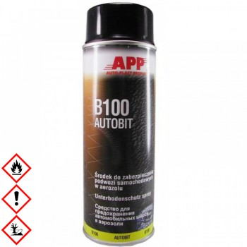 Bitumen UBS Spray B 100 Autobit 500ml APP