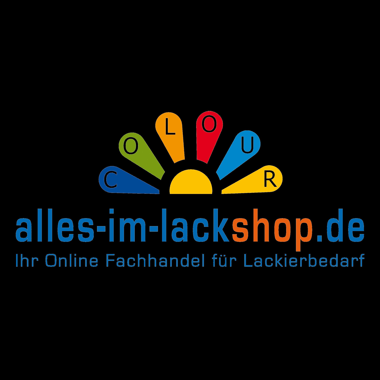 Lackierrolle mit Farbwanne/Abstreifbehälter, Farbroller, Lackierwalze, Malerrolle