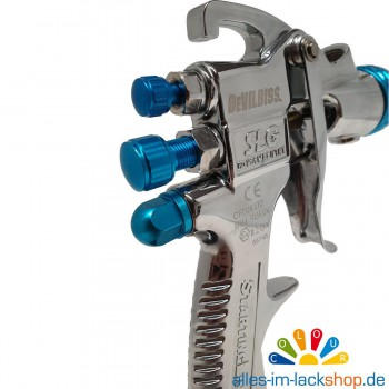 DEVILBISS SLG-620 1,3mm Düse Lackierpistolen Allzweckpistole Spritzpistole