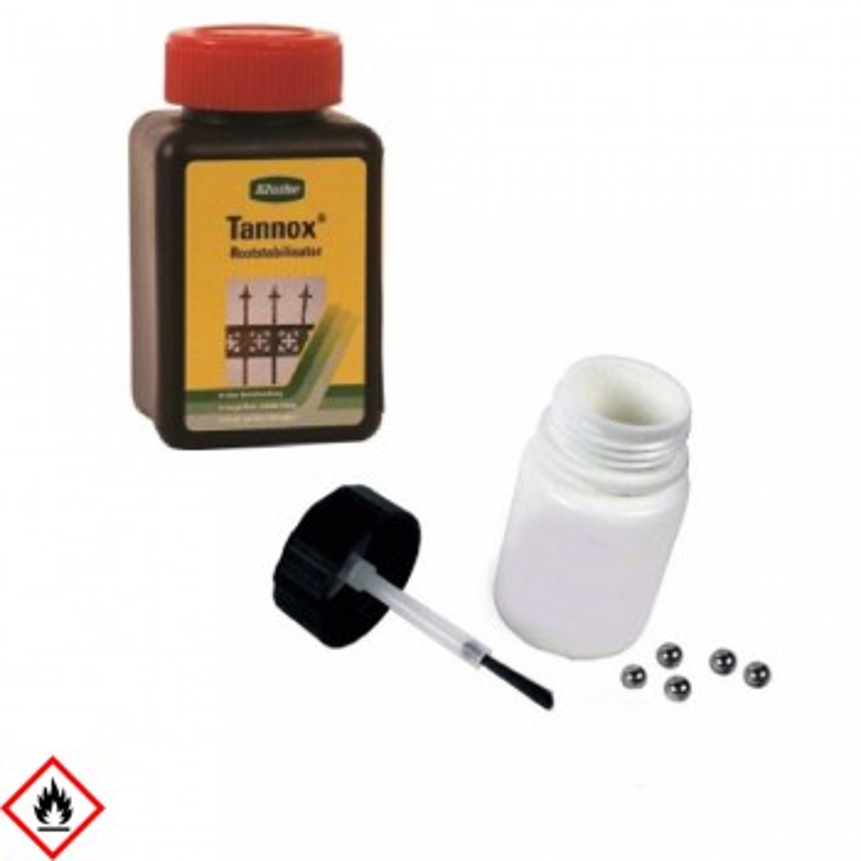 Roststabilisator Rostumwandler in einer Pinselflasche 25 ml Abfüllung
