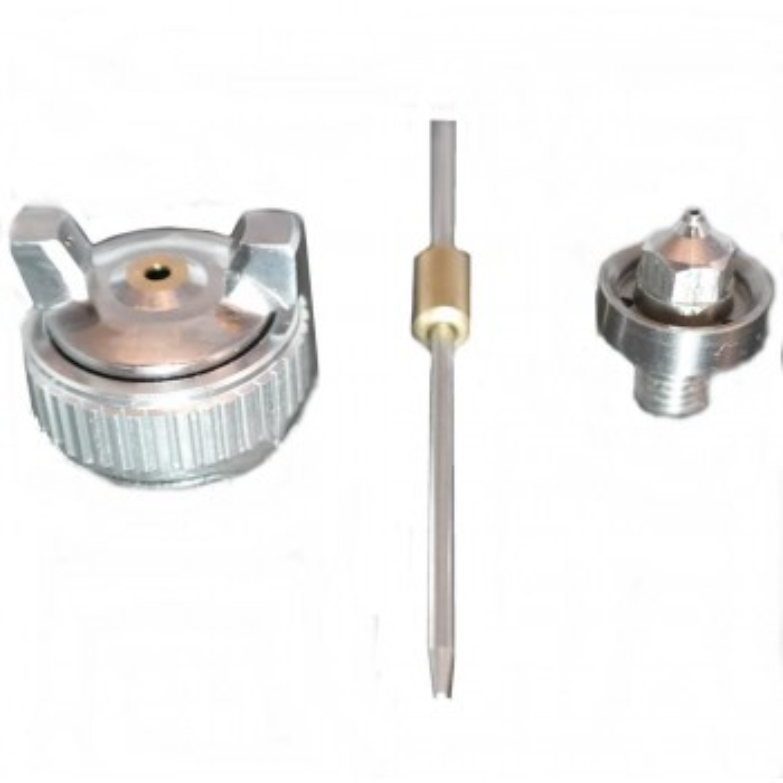 Lackierpistolen Düsensatz 1,0mm für Mini HVLP