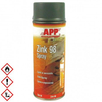 Zink 98 Spray Zinkspray 400 ml