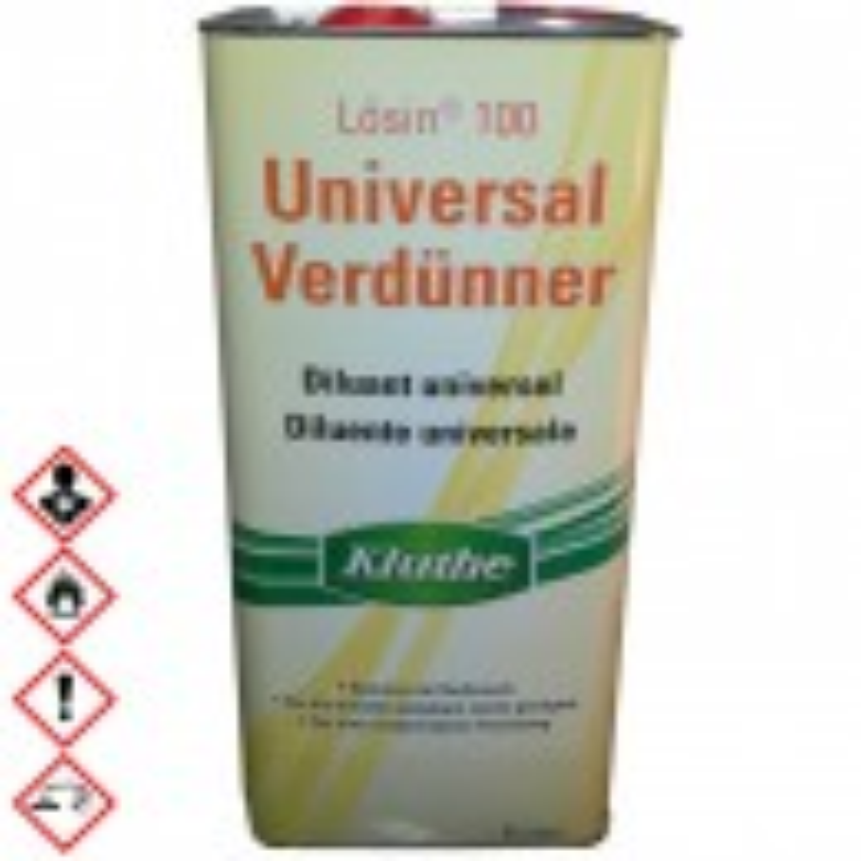 Kluthe Lösin 100 Universalverdünnung, 6 Liter