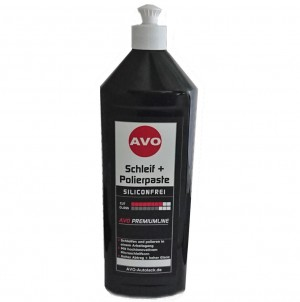 schleif polierpaste von avo premiumline silikonfrei 1 liter. Black Bedroom Furniture Sets. Home Design Ideas