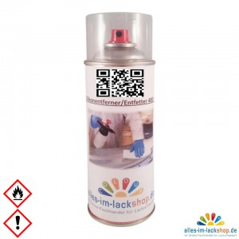 Silikonentferner, Entfetter als Spraydose 400ml