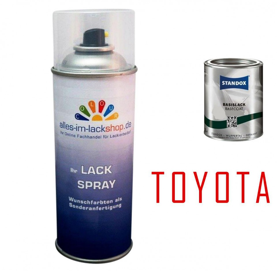 Ford Silver Frost Spray Paint