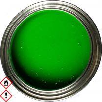 Leuchtgrün Ral 6038 Leuchtfarbe Tagesleuchtfarbe Neonfarbe inkl Härter