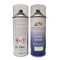 Leuchtgelb RAL1026 Tagesleuchtfarbe Neonfarbe Spraydose 400ml