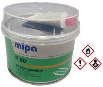 mipa P50 Faserspachtel Glasfaserspachtel GFK Spachtel Füllspachtel inkl. Härter