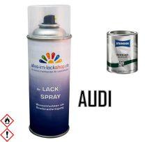 Autolack AUDI Spraydose 400ml Farbcode