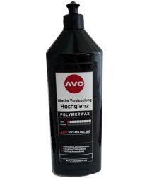 Hochglanz Wachs Versiegelung Polymerwax AVO Premiumline 1000ml