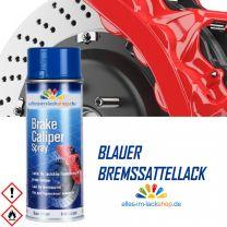 Bremssattellack blau hitzebeständig glänzend 400ml Spraydose