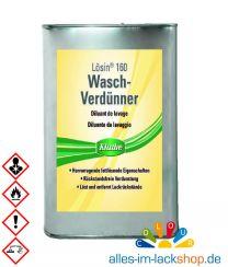 Lösin 160 Waschverdünner 6 Liter Kluthe Verdünnung verdunstet ohne Rückstände