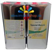 Spezialbenzin Feuerzeugbenzin Waschbenzin Entfetter Lösol 80 6 Liter