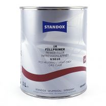 Standox 1K-Füllprimer U3010 Dunkelgrau 3,5 Liter