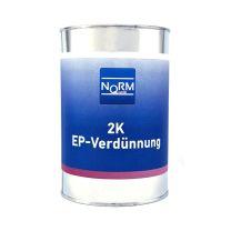 Norm 2K EP Verdünnung Epoxy Verdünner für Epoxy Füller Grundierung 1 Liter
