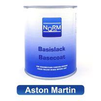 Autolack ASTON MARTIN NormQualität Metallic Basislack für Lackierpistole