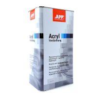 2K Acryl Verdünnung für alle 2K Produkte, 5 Liter