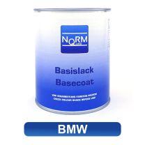 Autolack BMW NormQualität Metallic Basislack für Lackierpistole