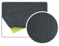 Bitumenmatte Antidröhnmatte hart 25x50cm selbstklebend Autodämmung