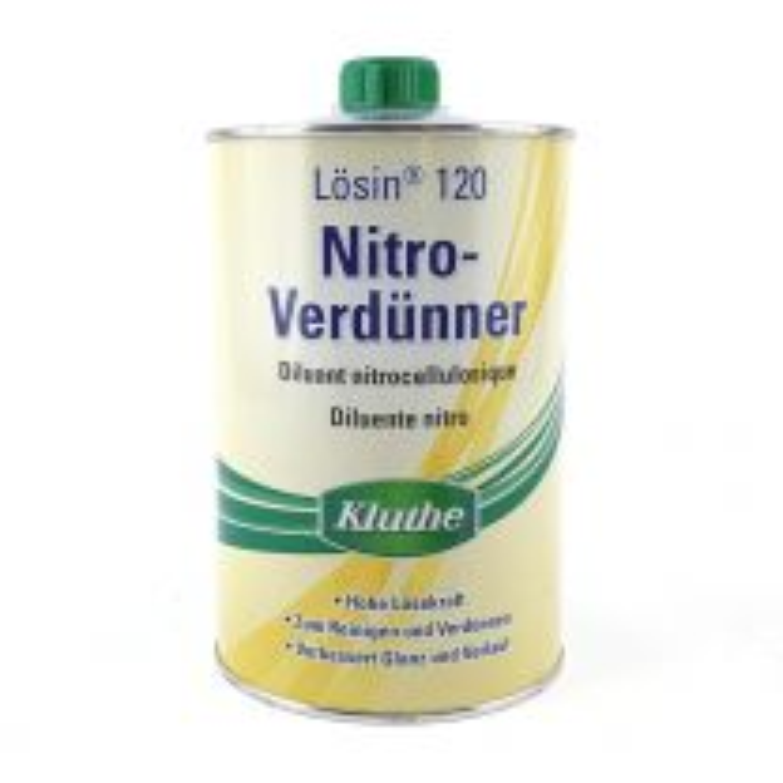 Kluthe Nitro-Verdünner Lösin® 120 Lackverdünner  Nitro Verdünnung 1L.