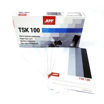 APP TSK 100 Spritzmusterkarten 100 Stück